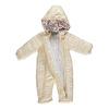 Baby Boy Astronaut Snowsuit Romper