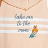 Summer Baby Girl Flintstones Sleeveless Top
