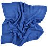 Winter Dark Blue Knitwear Baby Blanket
