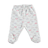 Baby Bear Sibling Bodysuit-Hat-Footed Bottom