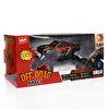 Rechargeable Full Function Illuminated Red Off-Road Vehicle 1:24