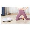 Trouver Finder LDS Sensörlü Vacuum Mop Robot Süpürge Beyaz