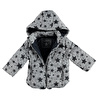 Baby Girl Star Patterned Coat