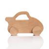 Ahşap Arabalar Bebek Puzzle