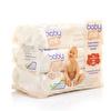 Baby Powder Fragrant Wet Wipes 3x56 pcs