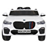WW491SZQHG4 BMW X5 Premium Uzaktan Kumandalı Akülü Araba Beyaz