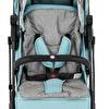 Vovo Bebek Arabası Mavi