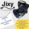 Jixy Hug - 0-13 Kg Oto Koltuğu