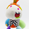 Sevimli Çinçinli Zebra Oyuncak