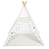Wooden Play Tent