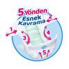 Bebek Bezi 4 Beden Maxi Süper Fırsat Paketi 7-14 kg 76 adet