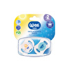 Night / Day Orthodontic Pacifier 6-18 Months (With Pacifier Box Gift) 2pcs