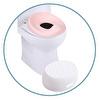 3in1 Tuvalet Eğitim Seti Pembe