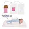 Multi-Function Baby Pillow with Cherry Pit Pouch