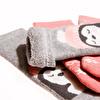 2 Pack Baby Socks Towel Penguin