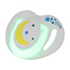 Silicone Night Soother 6 Month+ 2 pcs