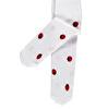 Çilek Mus Külotlu Çorap