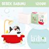 Doğal Bebek Sabunu 120 g