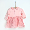 Luna Peter Pan Collar Baby Girl Dress