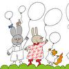 Tavşan Can İle Kalemler ve Renkler