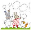 Tavşan Can ile Resim Çiz