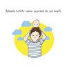 Alışıyorum Bebeğimle Okuyorum 3-6 Ay