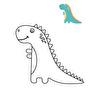 Boyama Kitabım Dinozorlar