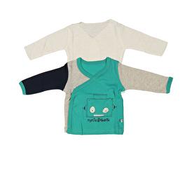 Robot Baby Bodysuit Set
