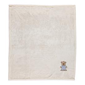 Bebek Çok Amaçlı Nakışlı Battaniye