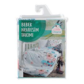 Denizci Bebek Odası Nevresim Takımı