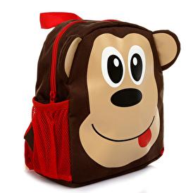 Baby Monkey Figure 3D Bag Brown