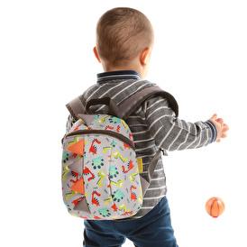 Dino Figured Baby Bag