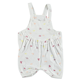 Strawberry Candy Summer Baby Girl Dungarees