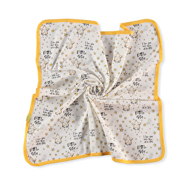 Interlock Little Star Baby Multipurpose Blanket