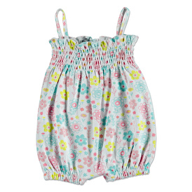 Summer Baby Girl Rabbit Supreme Jumpsuit