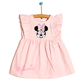 Summer Baby Girl Minnie Mouse Cotton Dress
