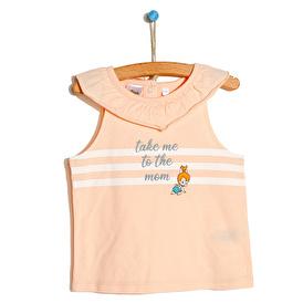 Yaz Kız Bebek Flintstones Atlet