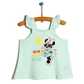 Summer Baby Girl Minnie Mouse Short Sleeve T-shirt
