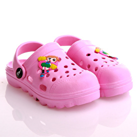 Hearted Baby Sandals