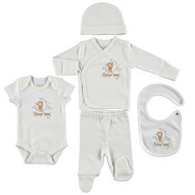 Organic Newborn Hospital Pack 5 pccs