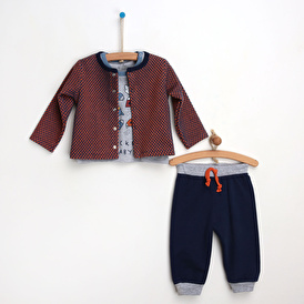 Star Prince Sweatshirt-Pants-Vest