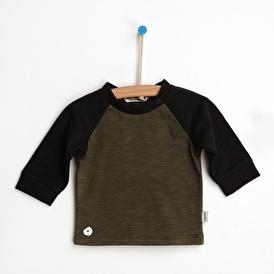 Green-Black Flam Sweatshirt
