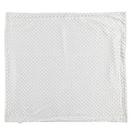 Chickpea Fabric Fleece Blanket