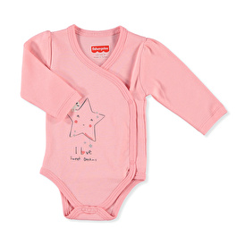 Bunny On The Moon Baby Bodysuit