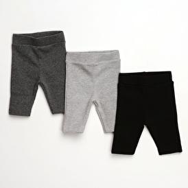 3-Pack Ribana Tights