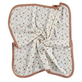 Teddy Bear 80X80 Single Layer Blanket