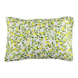 Muslin Pillowcase Lemon