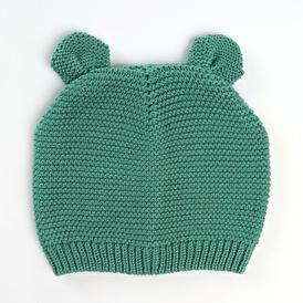 Eared Knitwear Men's Beret