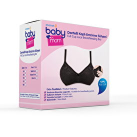 Combed Nursing and Maternity Breastfeeding Bra