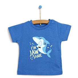 Basic Erkek Bebek Tshirt